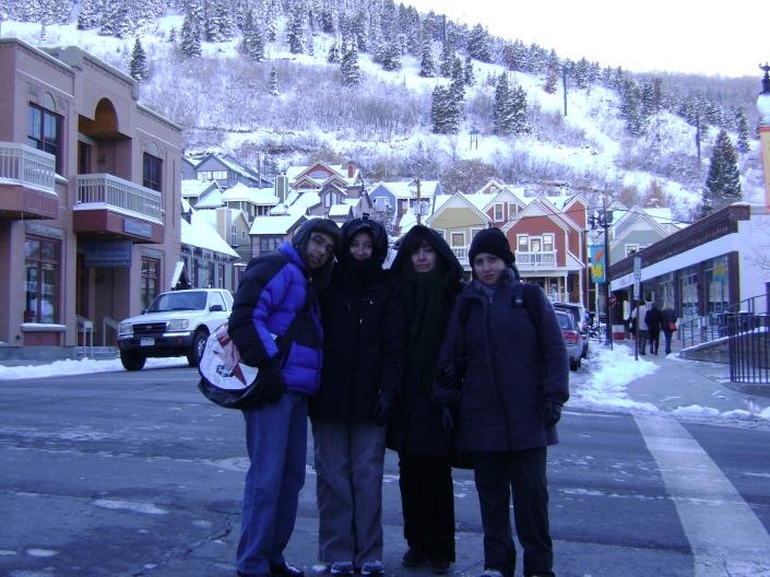 En Utah Noviembre 2008